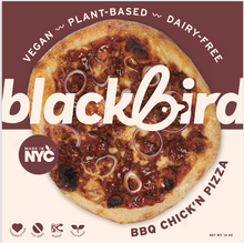 Black Bird – BBQ Chick'n Pizza