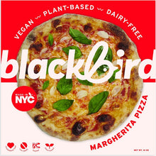Black Bird – Margherita Pizza
