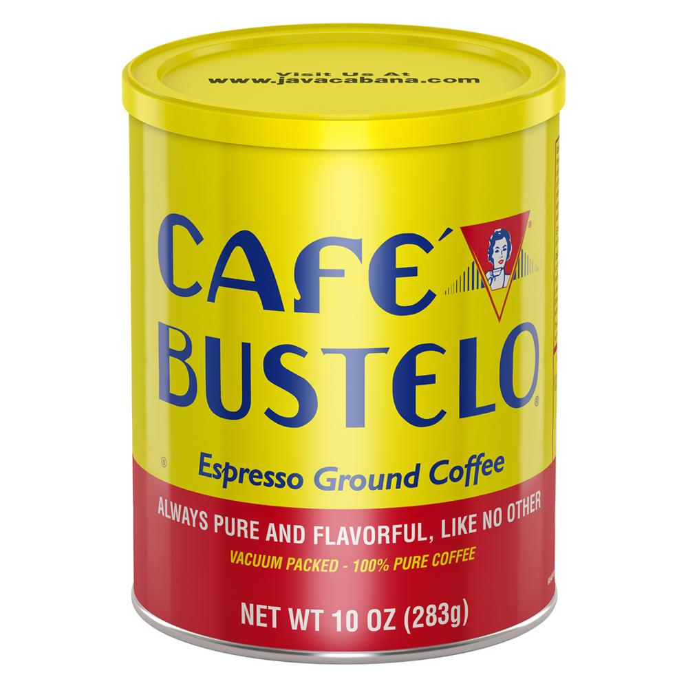 Cafe Bustelo Espresso Style Ground Coffee, 10oz