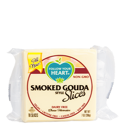 Follow Your Heart – Smoked Gouda Slices