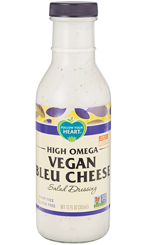 Follow Your Heart – Vegan Bleu Cheese, Salad Dressing