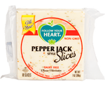Follow Your Heart Pepper Jack Slices, 7oz