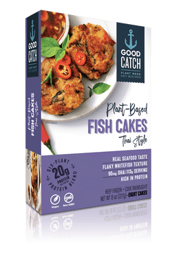 Good Catch – Plant-Based Fish Cakes, Thai Style