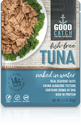Good Catch – Fish Free Tuna (NAKED IN WATER)