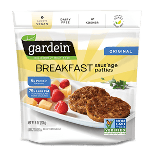 Gardein – Original Breakfast Saus'age Patties