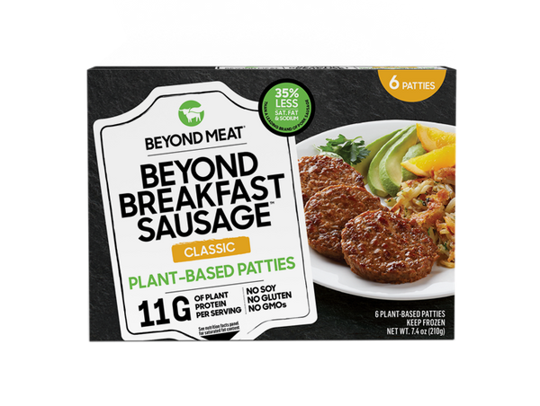 Beyond Meat – BEYOND BREAKFAST SAUSAGE™ CLASSIC