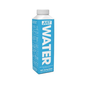 JUST 100% Spring Water - 16.9 fl oz Bottle