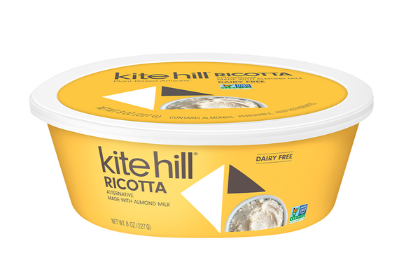 Kite Hill – Almond Milk Ricotta Alternative