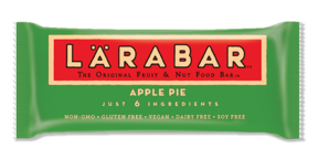 LÄRABAR Apple Pie Fruit and Nut Bars, 1.6 Oz
