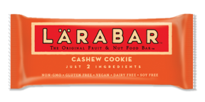 LÄRABAR Cashew Cookie Fruit and Nut Bars, 1.6 Oz