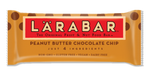 LÄRABAR Peanut Butter Chocolate Chip Fruit and Nut Bars, 1.6 Oz