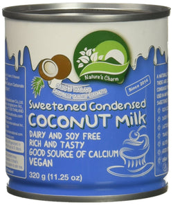 Nature's Charm – SWEETENED CONDENSED COCONUT MILK