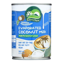 Nature's Charm – EVAPORATED COCONUT MILK