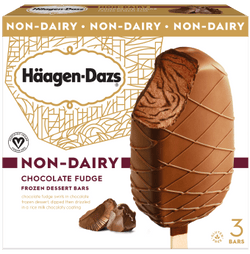 Häagen-Dazs — Chocolate Fudge Non-Dairy Bar