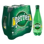 Perrier Carbonated Mineral Water - 16.9 oz