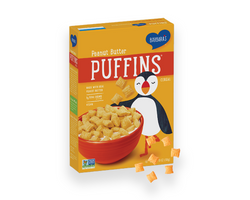 Barbara's Puffins Peanut Butter Cereal