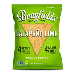 Beanfield's – JALAPEÑO LIME BEAN CHIPS