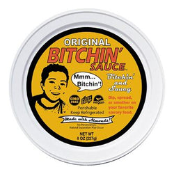 Bitchin' Sauce – Original, 8oz