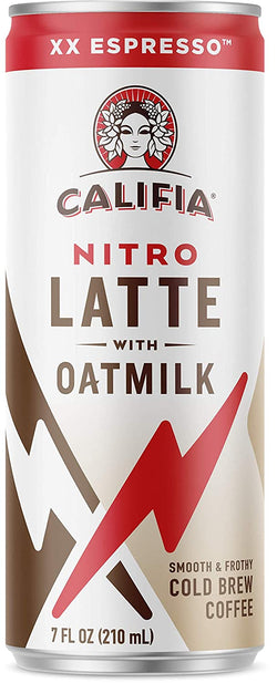 Califia Farms – XX Espresso Nitro Draft Oatmilk Latte