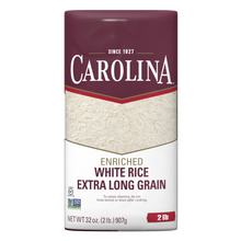 Carolina – White Rice, Extra Long Grain, 2lb