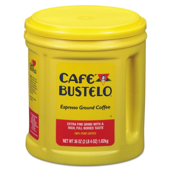 Cafe Bustelo — Expresso Ground Coffee, 36oz