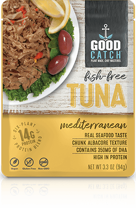 Good Catch –  Fish Free Tuna (MEDITERRANEAN)