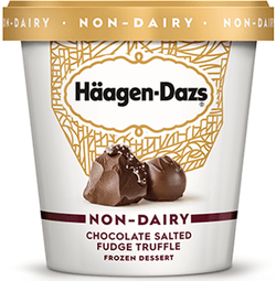 Häagen-Dazs – Chocolate Salted Fudge Truffle