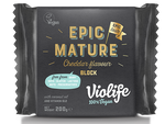 Violife - Epic Mature Cheddar Flavour Block