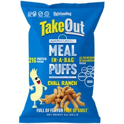 Take Out Puffs, Meal In-A-Bag — Chill Ranch