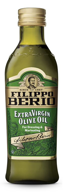 Filippo Berio — Extra Virgin Olive Oil