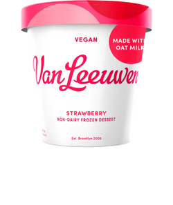 Van Leeuwen – Oat Milk, Strawberry