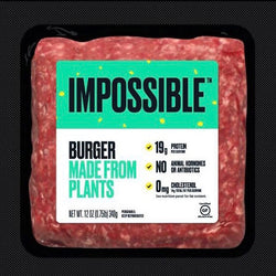 Impossible Foods — Impossible Burger (Ground), 12 oz