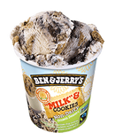 "Ben & Jerry's - ""Milk"" & Cookies"