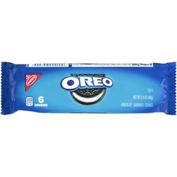 Nabisco Oreo - Single Serve Cookies, 6 ct