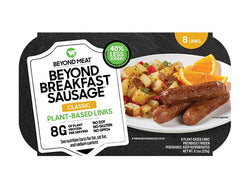 Beyond Meat — BEYOND BREAKFAST SAUSAGE® LINKS, CLASSIC