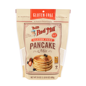 Bob's Red Mill — Gluten Free Pancake Mix