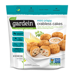 Gardein — Mini Crabless Cakes
