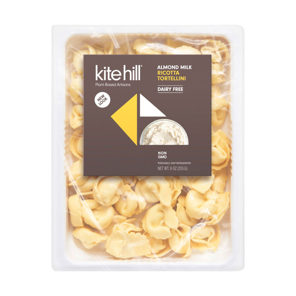 Kite Hill – Tortellini w/ Almond Milk Ricotta Alternative