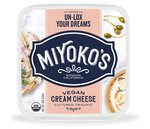 Miyoko's — Un-Lox Your Dreams, Vegan Cream Cheese