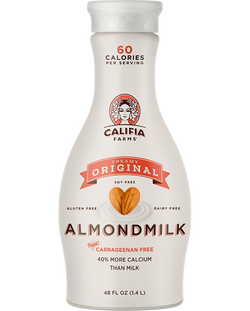 Califia Farms — Original Almond Milk, Creamy Gluten-Free