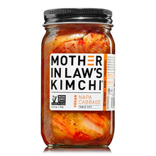 Mother In Law's — VEGAN TABLE CUT NAPA CABBAGE KIMCHI
