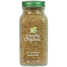 Simply Organic — All-Purpose Seasoning