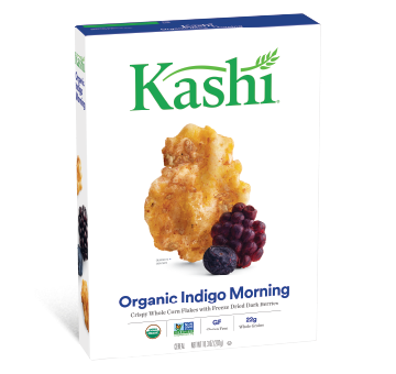 Kashi® - Organic Indigo Morning Cereal