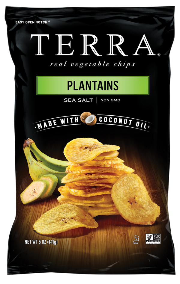 TERRA Chip — Plantain Chips