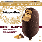 Häagen-Dazs - Peanut Butter Chocolate Fudge Non-Dairy Bar