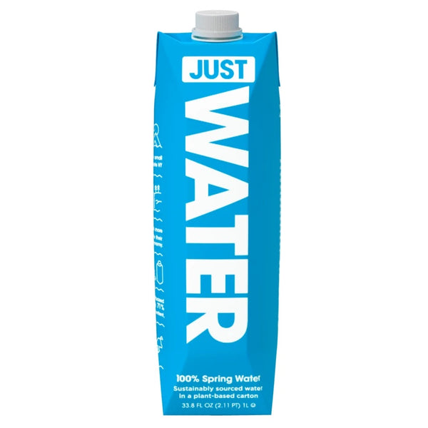 JUST — Spring Water, 33oz