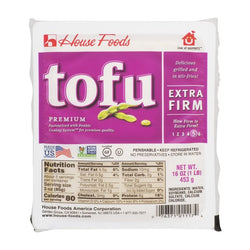 House Foods — Tofu, Premium Extra Firm