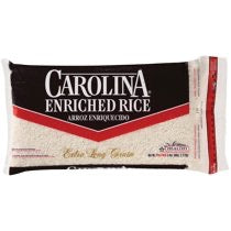 Carolina - Long Grain Enriched White Rice, 5-Pound Bag
