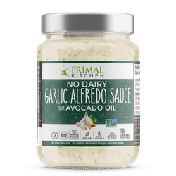 Primal Kitchen® – No Dairy Garlic Alfredo Sauce