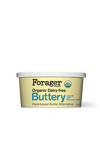 Forager Project — Buttery Spread w/ Peruvian Salt, Organic Dairy-Free Butter Alternative